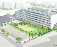 New TUJ campus plans