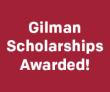 Gilman Scholarships Awarded
