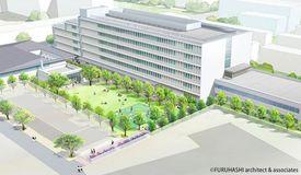 New TUJ campus plans