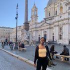 photo in Piazza Navona