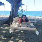 Annabelle Recierdo in Jamaica