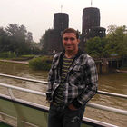 On the Rhine in Germany next to the remains of the famous Bridge at Remagen. This is where the miraculous battle took place in WWII.