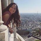 Jenna Banatwala in Paris, France