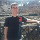Kenny Freeman, blogger in Rome