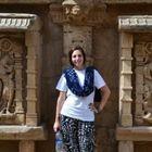 Elayna Tursky in India