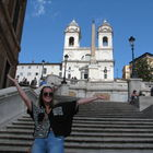 Spanish Steps, Rome Italy