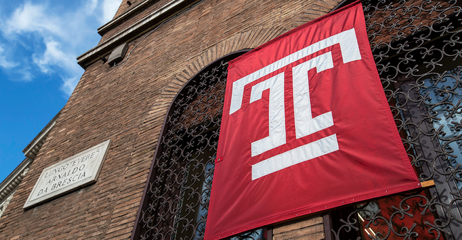 Temple University Rome Education Abroad And Overseas Campuses