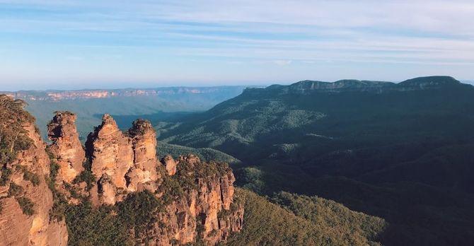 Landscape of Australia