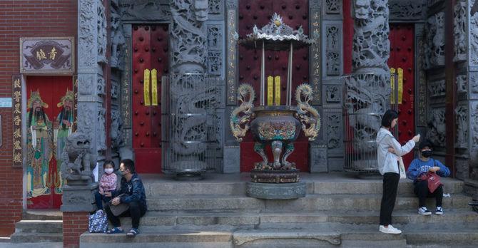 Tainan Medicine Buddha Temple