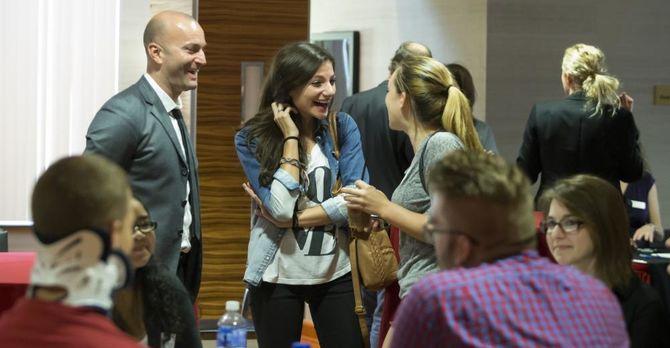 Temple Rome Reunion and Meet & Greet with Gianni Marangio