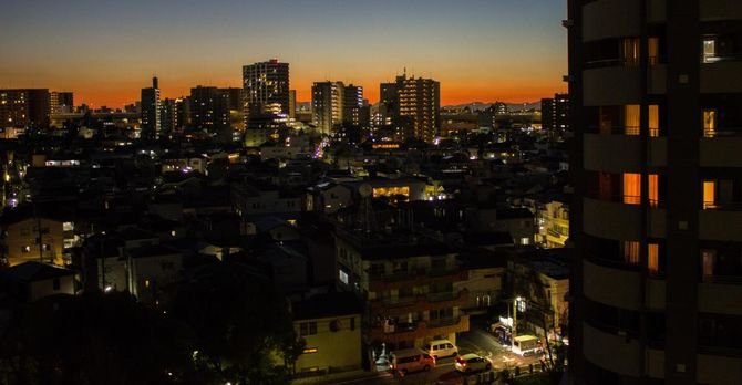 Tokyo at Night