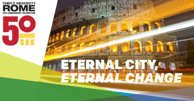 eternal city, eternal change