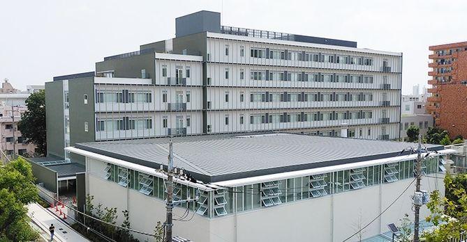 TUJ New Campus