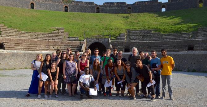 Pompeii Fall 2017
