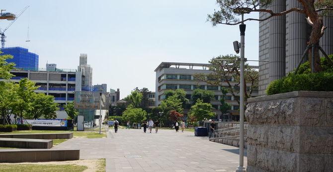 HUFS campus