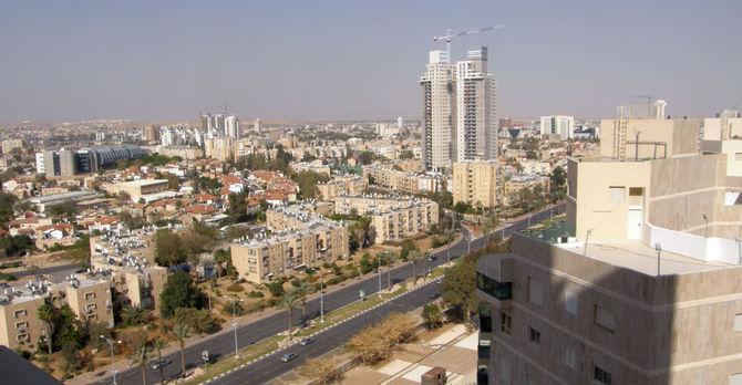 Beer Sheva, Israel