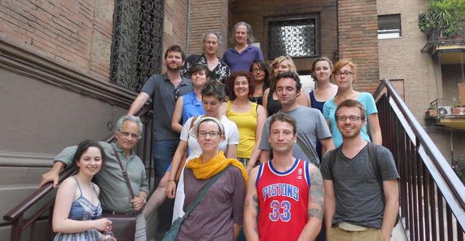 Rome Graduate Summer