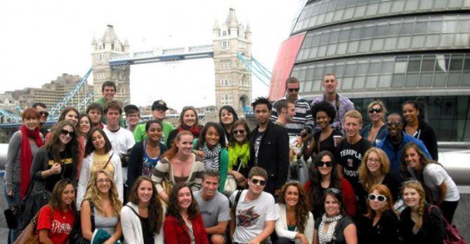 SMC semester program in London
