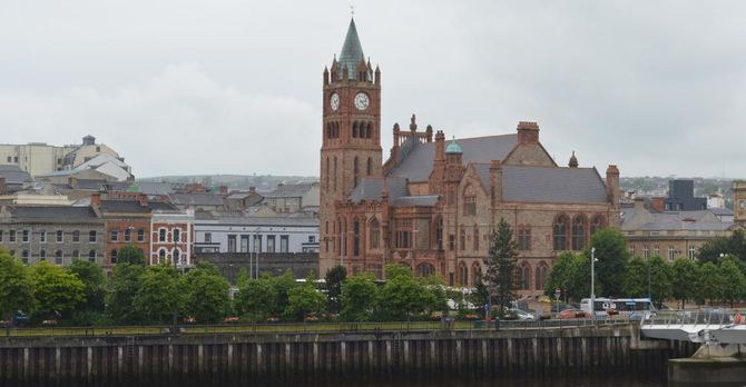Guildhall of Derry/Londonderry