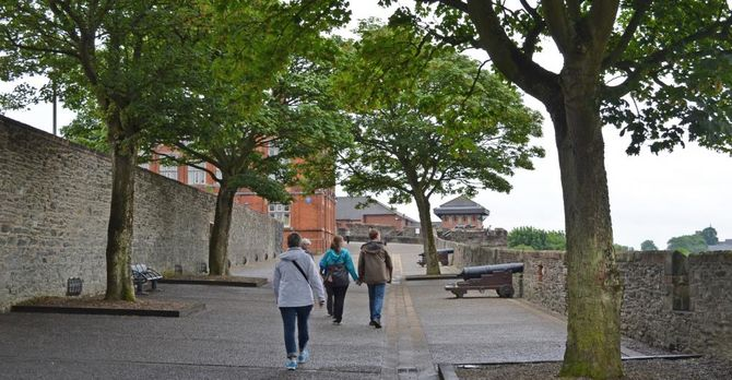 Walls of Derry/Londonderry
