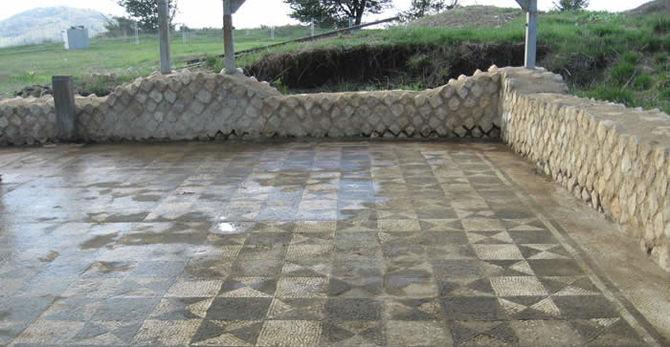 Floor in Artena