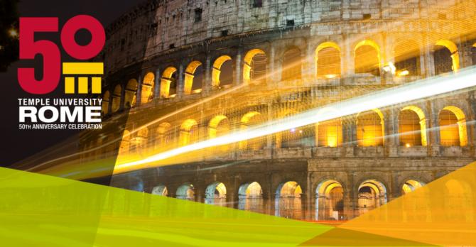 Rome 50th Anniversary