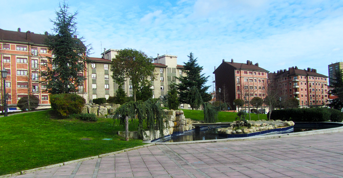 Uni Oviedo Campus Shot