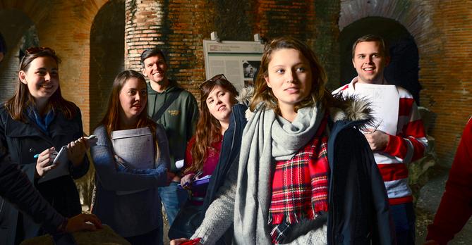 Pompeii Weekend Trip