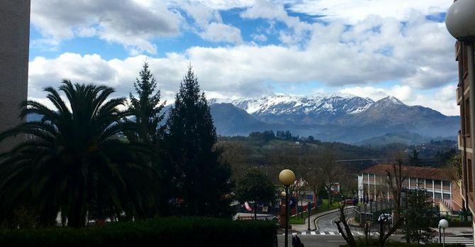 Mountains of Oviedo