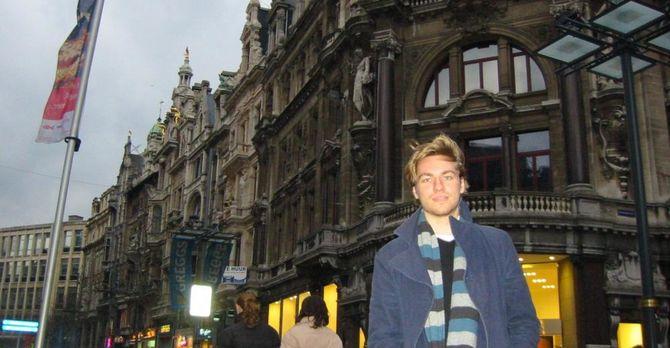 Student in Hamburg