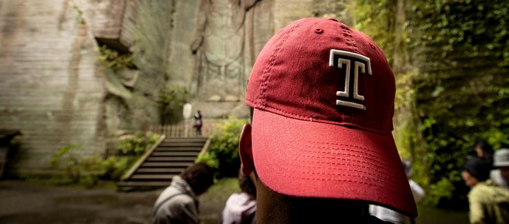 Temple T buddha