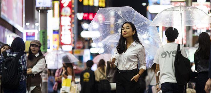 Student in Tokyo - Ryan Brandenberg