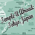 Temple University Abroad Tokyo, Japan map icon