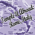 Temple University Abroad Rome, Italy map icon